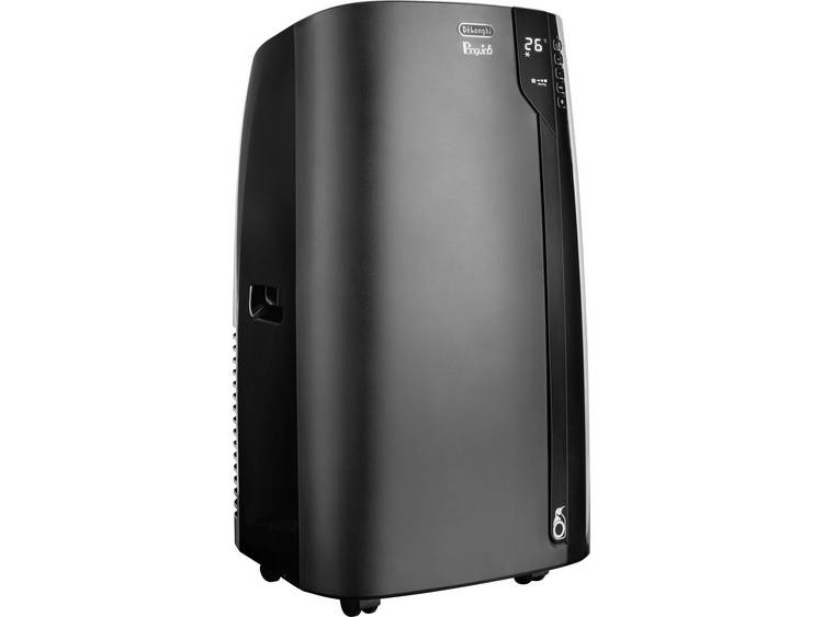 DeLonghi PAC EX120 Silent Monoblock airco Energielabel: A (A+++ - D) 3000 W 110 m³ Zwart