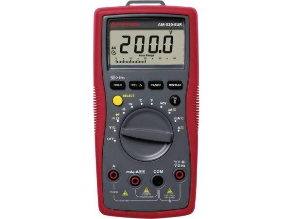 Beha Amprobe AM-520-EUR Multimeter Digitaal CAT II 1000 V