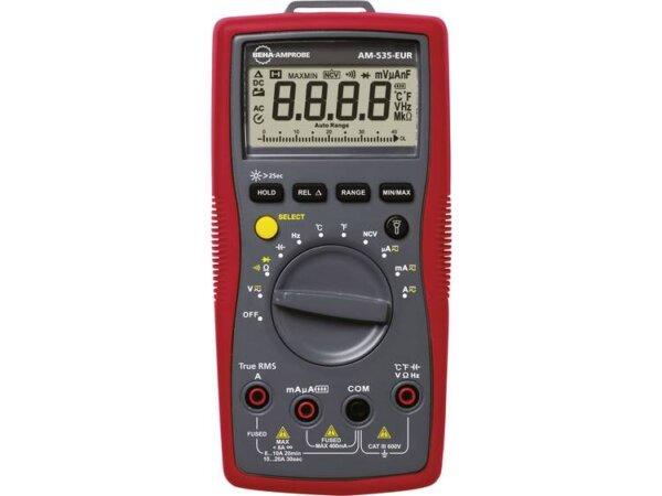 Beha Amprobe AM-535-EUR Multimeter Digitaal CAT III 600 V Weergave (counts): 4000