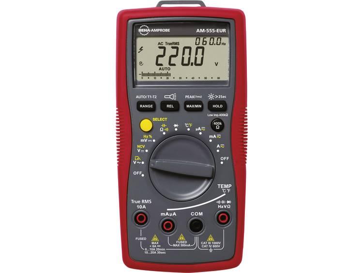 Beha Amprobe AM-555-EUR Multimeter Digitaal CAT III 1000 V
