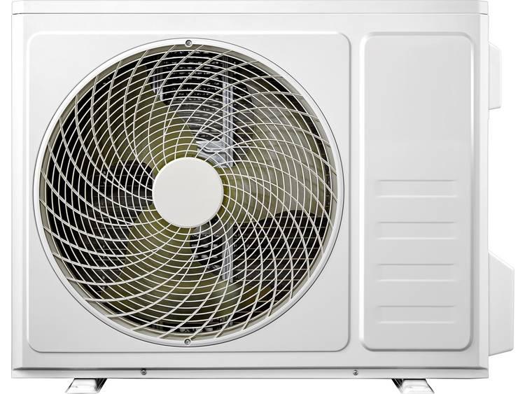 Klima1stKlaas Split airco 2050 Energielabel verwarmen/koelen: A+ (A+++ - D)/A++ (A+++ - D) 5100 W 150 m³ Wit